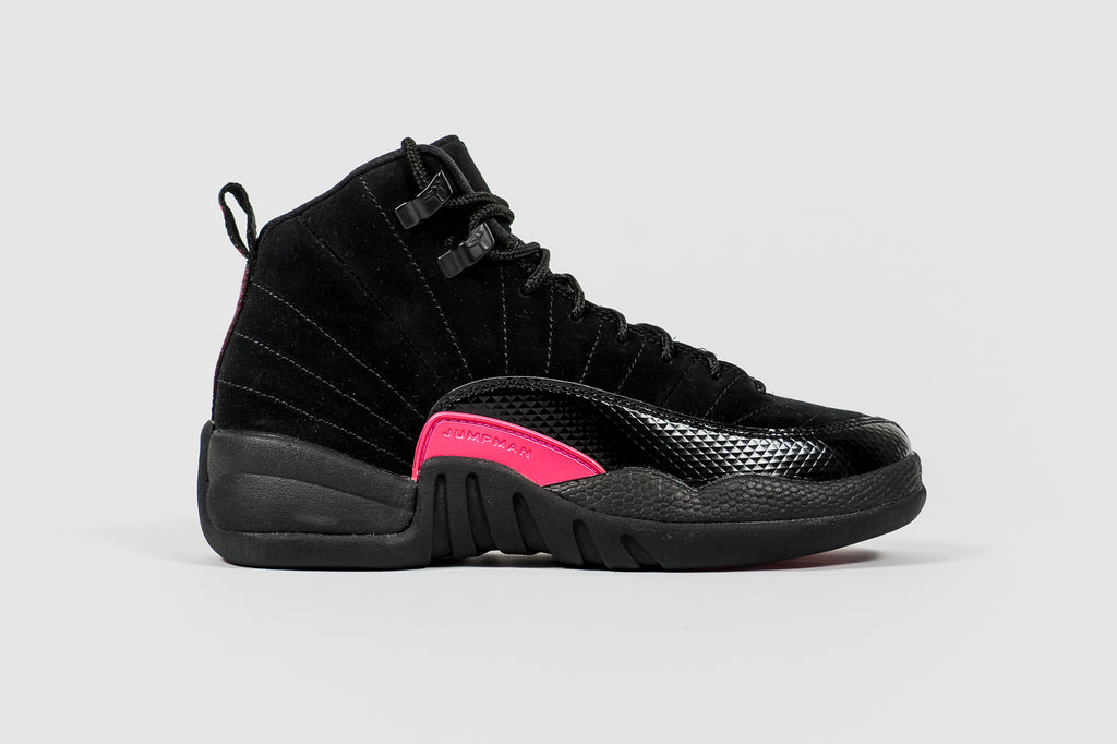 AIR JORDAN 12 RETRO (GG) 'RUSH PINK'
