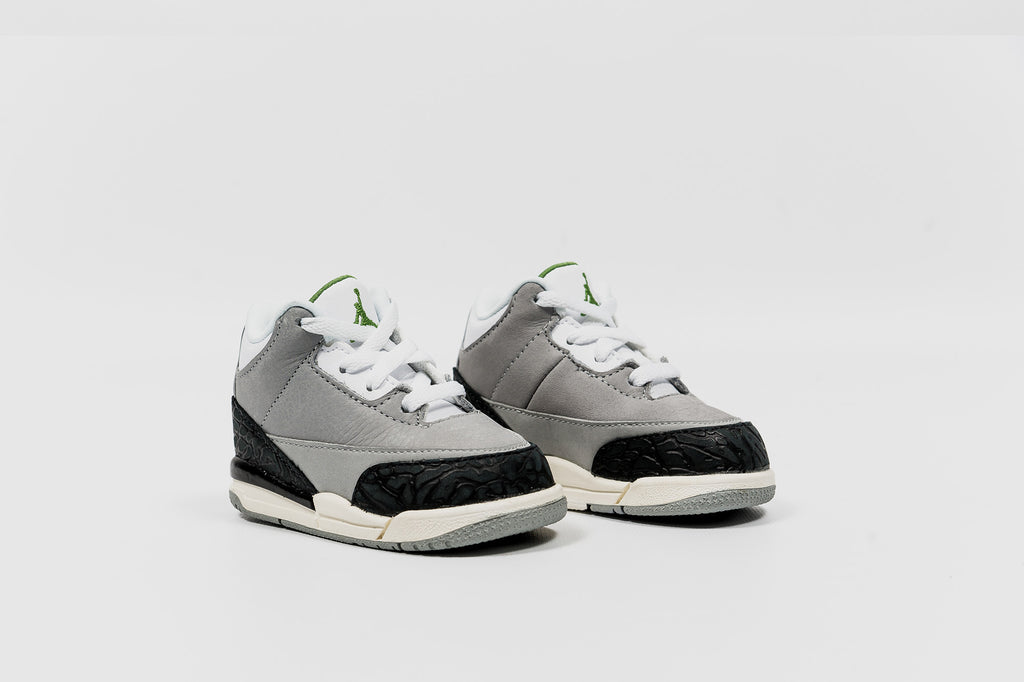 "AIR JORDAN 3 RETRO (PS) ""CHLOROPHYLL"""