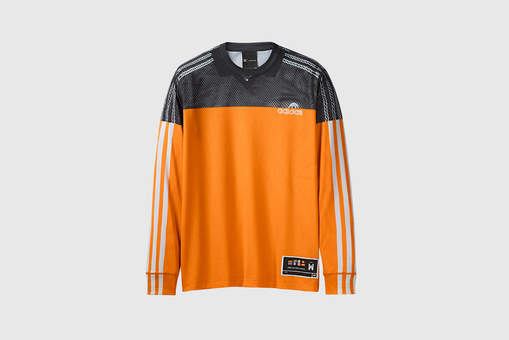 ADIDAS ORIGINALS X ALEXANDER WANG PHOTOCOPY L/S T-SHIRT
