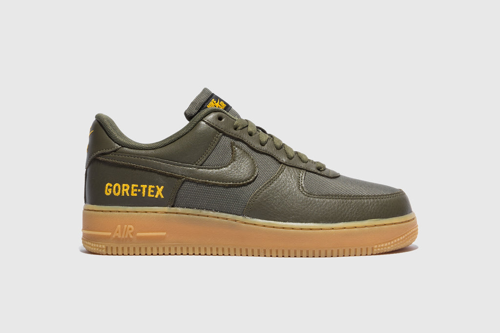 "NIKE AIR FORCE 1 LOW GTX ""OLIVE"""
