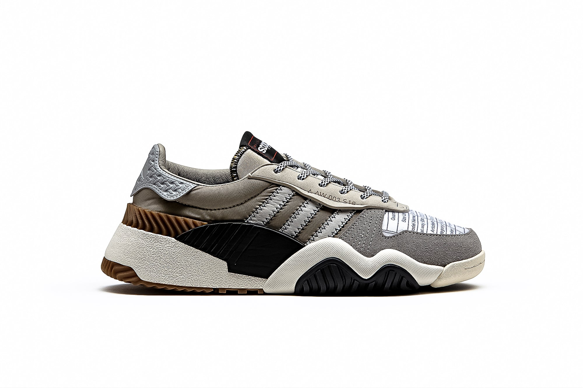 3118ee9f2eac2 ADIDAS X ALEXANDER WANG TURNOUT TRAINER – PACKER SHOES