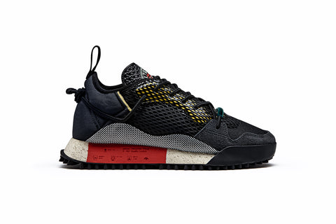 ADIDAS ORIGINALS BY ALEXANDER WANG REISSUE RUN - BLACK/RED/YELLOW