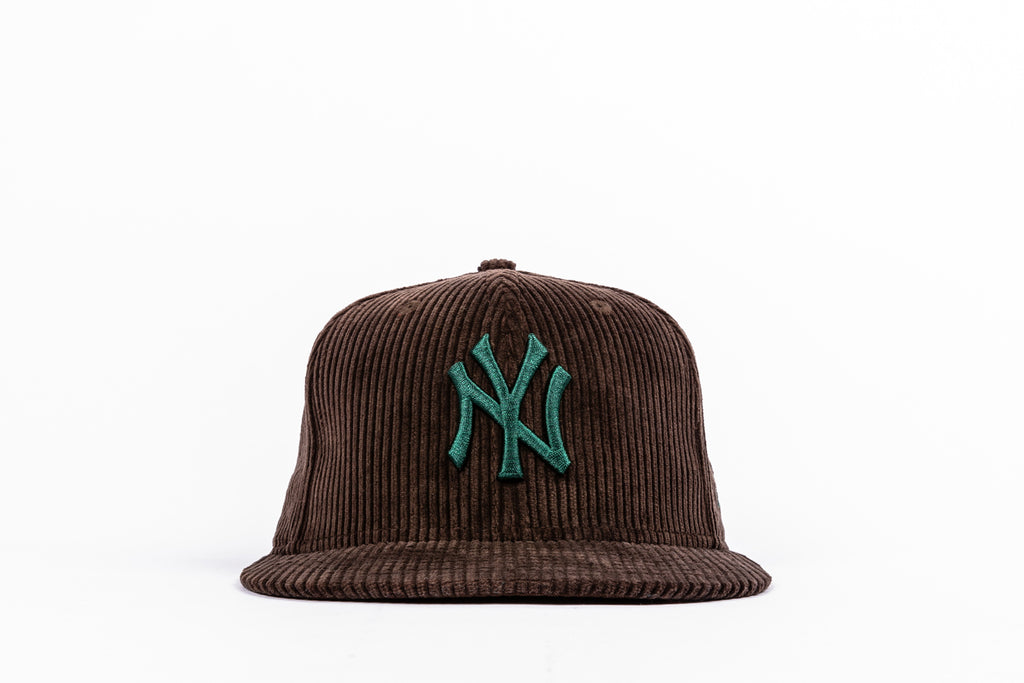 NEW ERA JAPAN 59FIFTY NEW YORK YANKEES CORDUROY FITTED