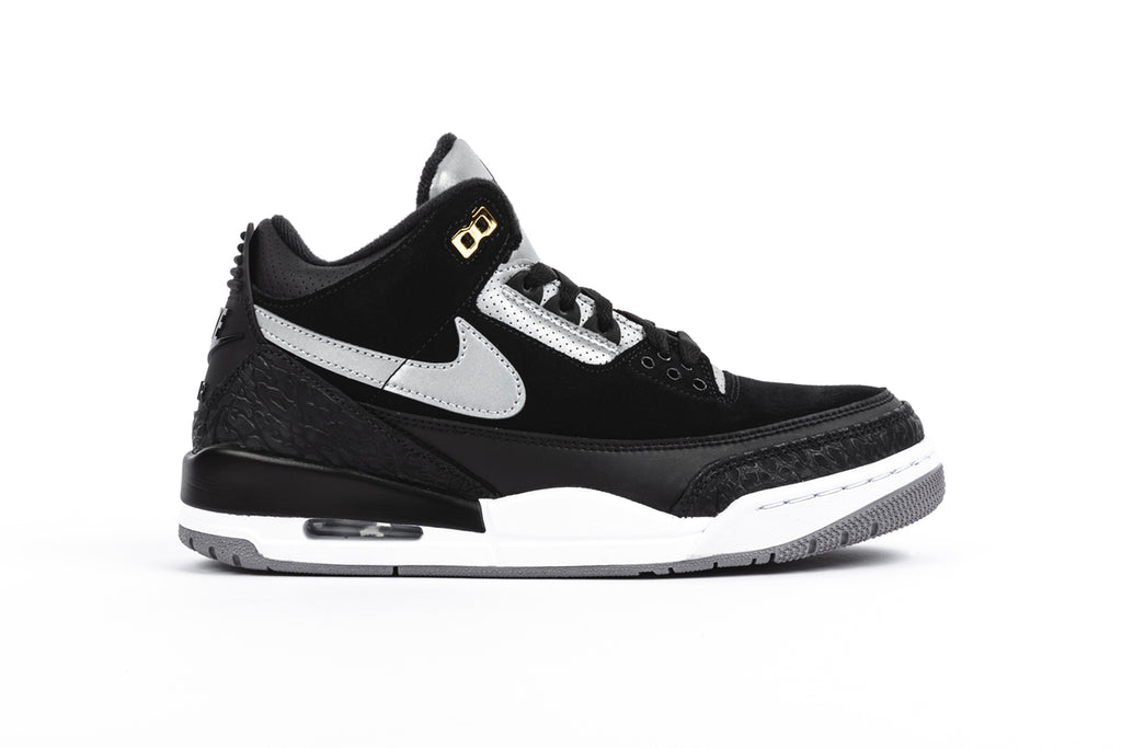 "AIR JORDAN 3 RETRO TH ""BLACK CEMENT"""