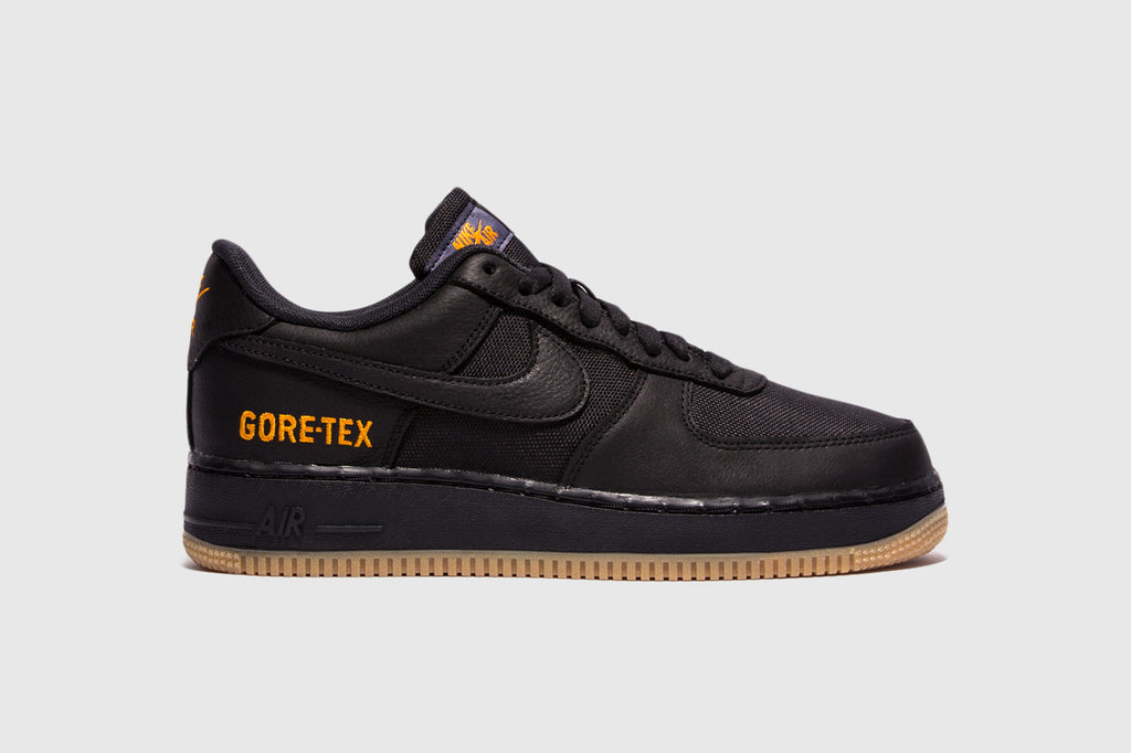 "NIKE AIR FORCE 1 LOW GTX ""BLACK"""