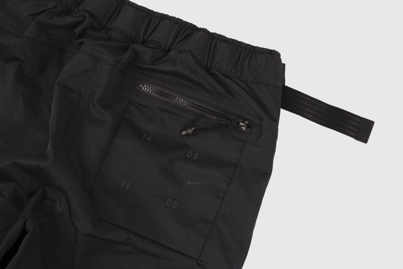 "NIKE SPORTSWEAR TECH PACK TROUSERS ""BLACK"""