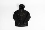 NIKE SPORTSWEAR WINDRUNNER SHERPA HOODED TECH FLEECE