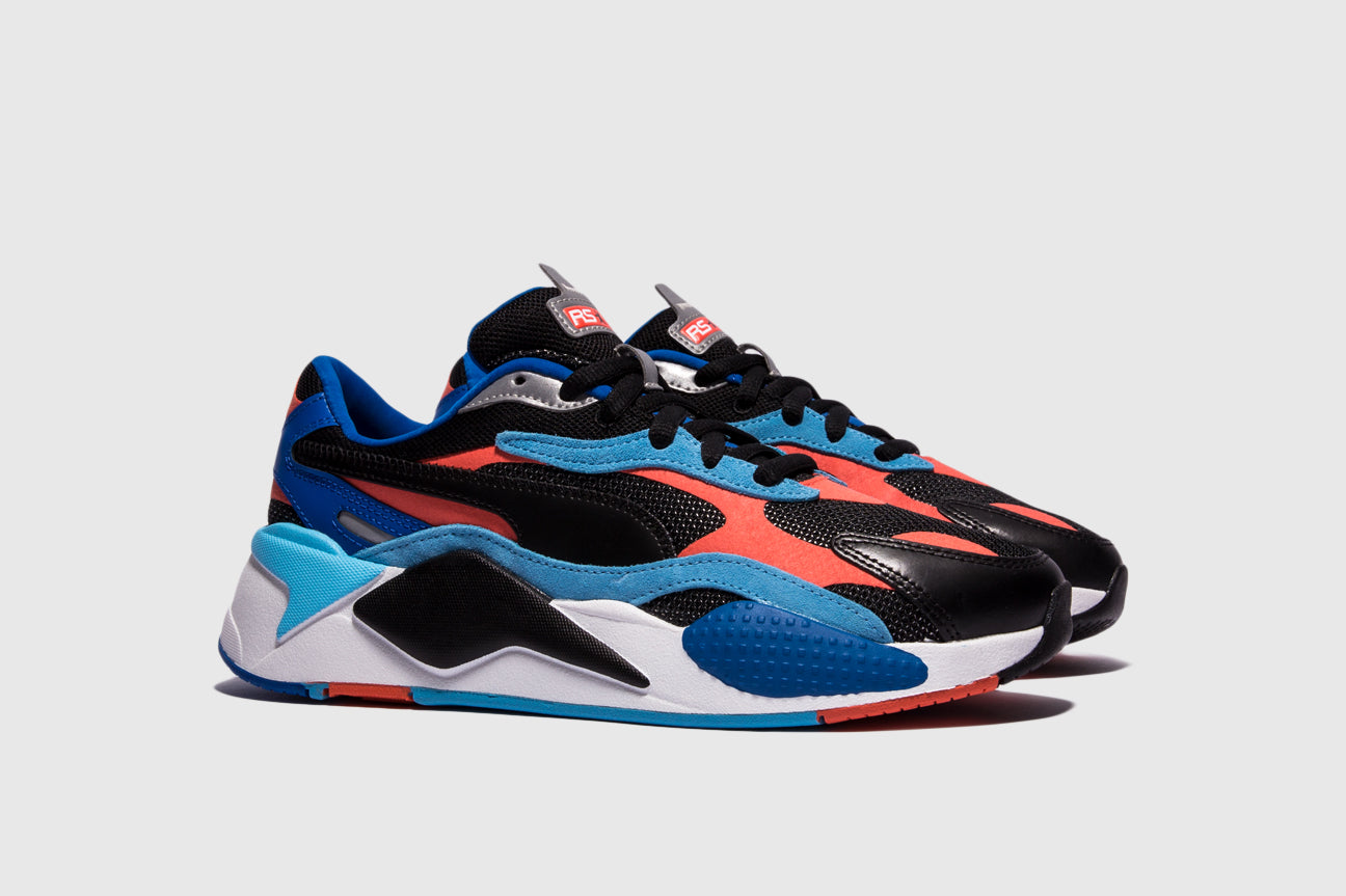 "PUMA RS-X LEVEL UP ""HOT CORAL"""