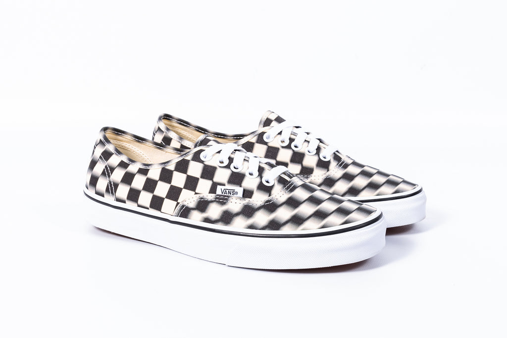 "VANS AUTHENTIC ""BLUR CHECK"""