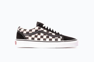 "VANS OLD SKOOL ""BLUR CHECK"""