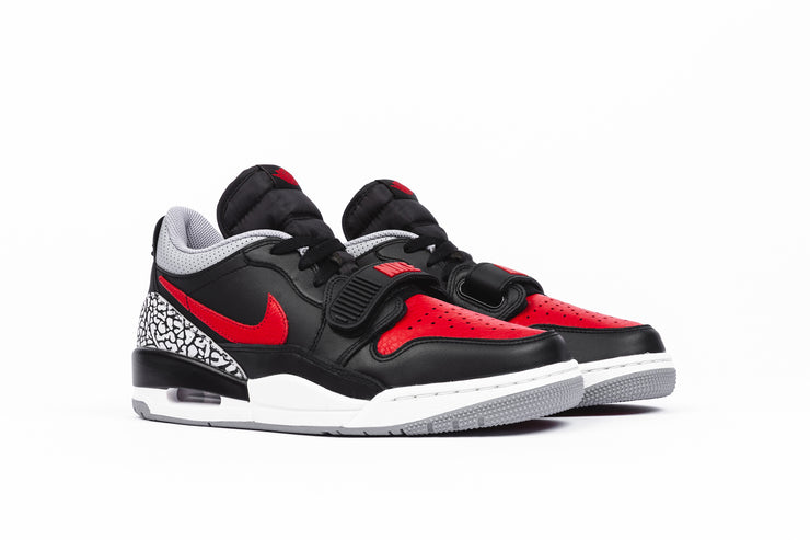 "AIR JORDAN LEGACY 312 LOW ""BRED CEMENT"""