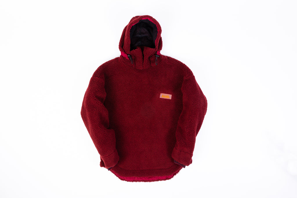 NAPA BY MARTINE ROSE T-JANNU PULLOVER POLAR FLEECE