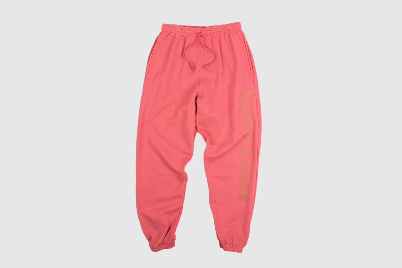 BORN X RAISED TONAL PRINT SWEAT PANTS