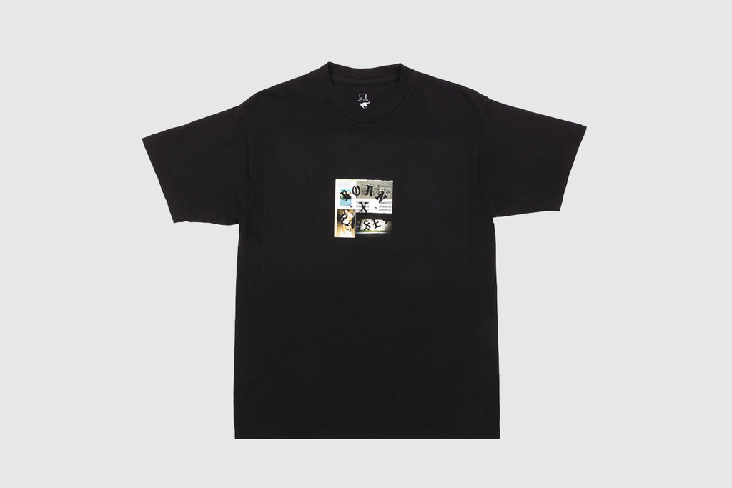 BORN X RAISED PARTY SQUARE S/S T-SHIRT