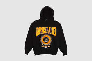 BORN X RAISED TEAMSTERS HOODY