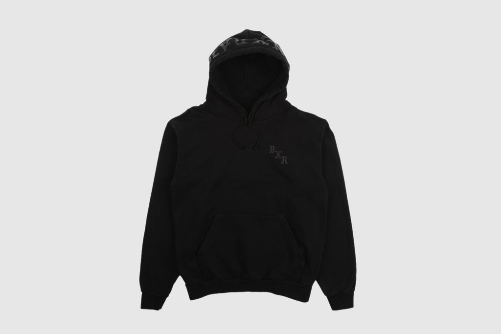 BORN X RAISED TONAL PRINT HOODY