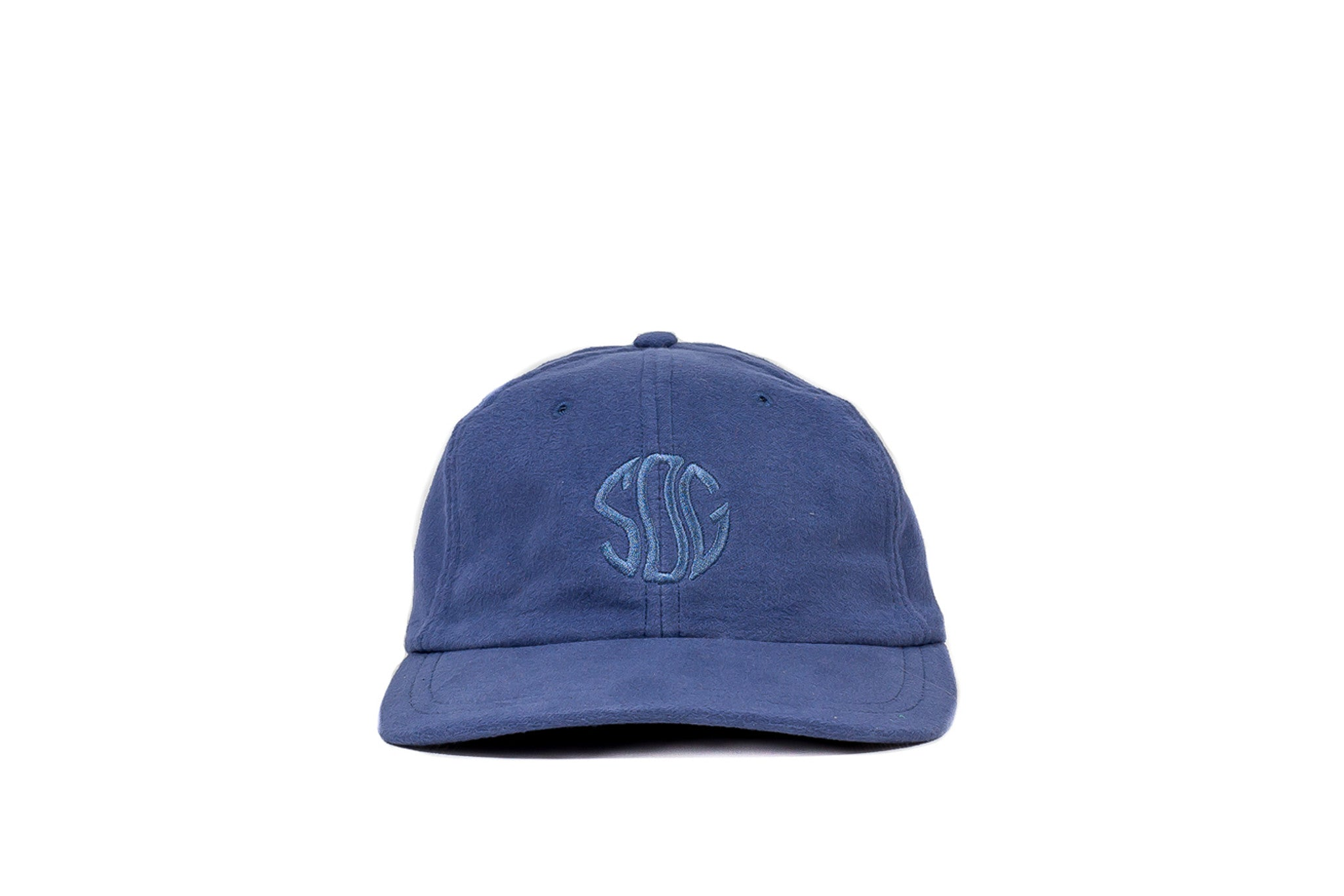 SEVEN OAK GROVE MOLESKIN CAP - FRENCH BLUE