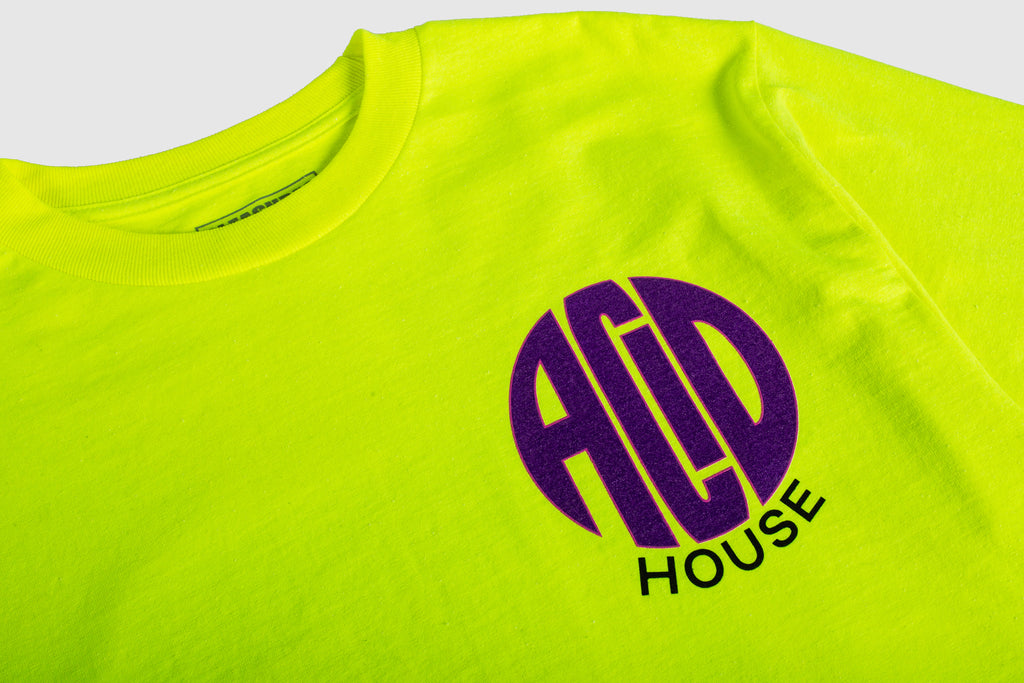 PLEASURES ACID HOUSE L/S T-SHIRT