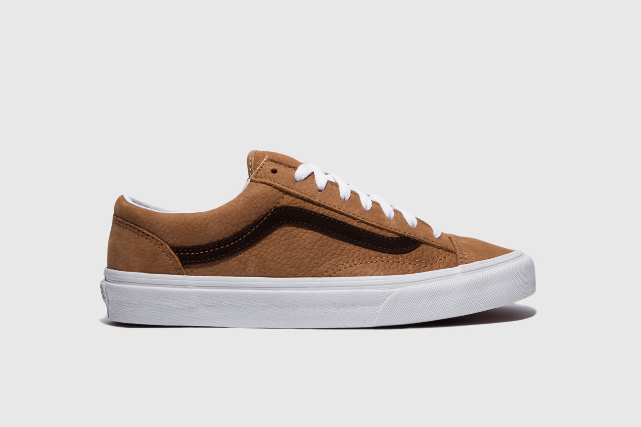 VANS STYLE 36 (OS GRAIN LEATHER)