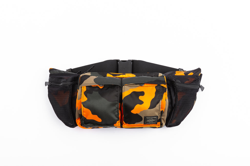 PORTER-YOSHIDA & CO PS CAMO WAIST BAG