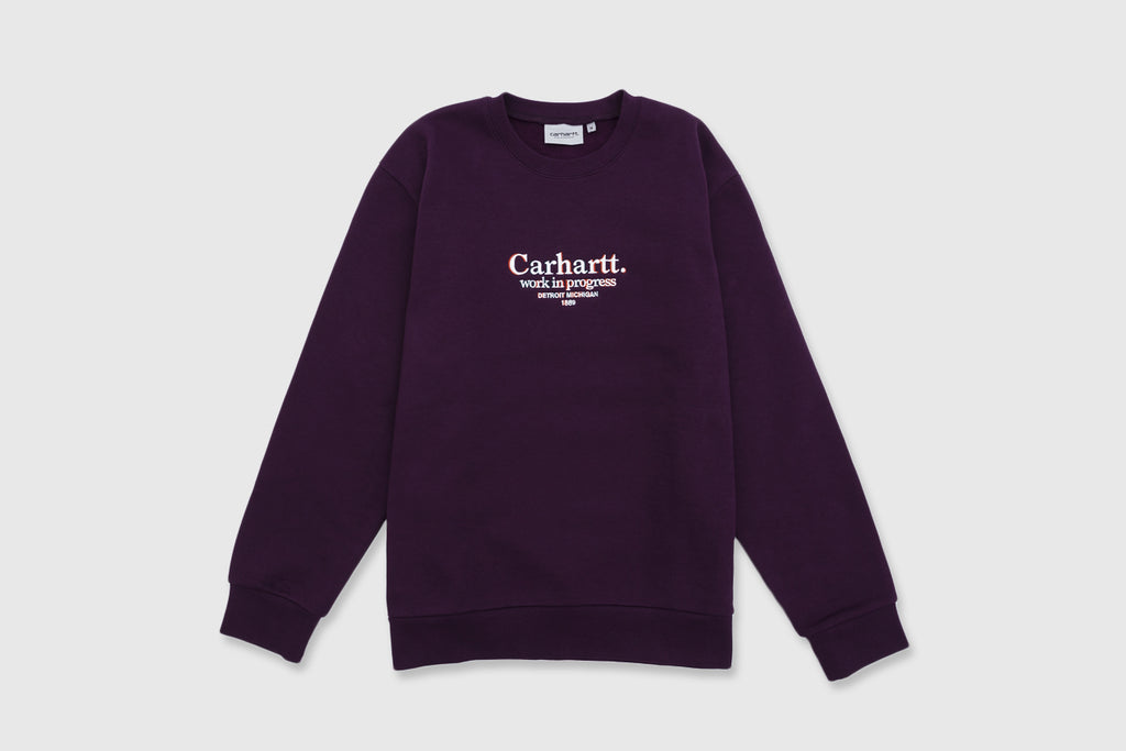 CARHARTT WIP COMMISSION SWEATSHIRT