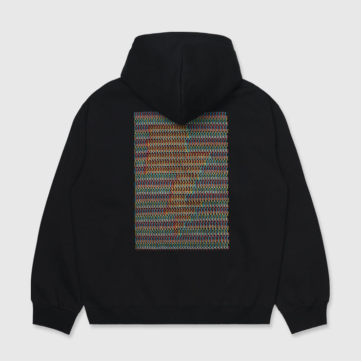 CARHARTT WIP X RELEVANT PARTIES DFA PULLOVER HOODY