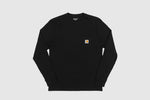 CARHARTT WIP L/S POCKET T-SHIRT