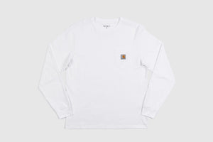 CARHARTT WIP CHASE L/S POCKET T-SHIRT