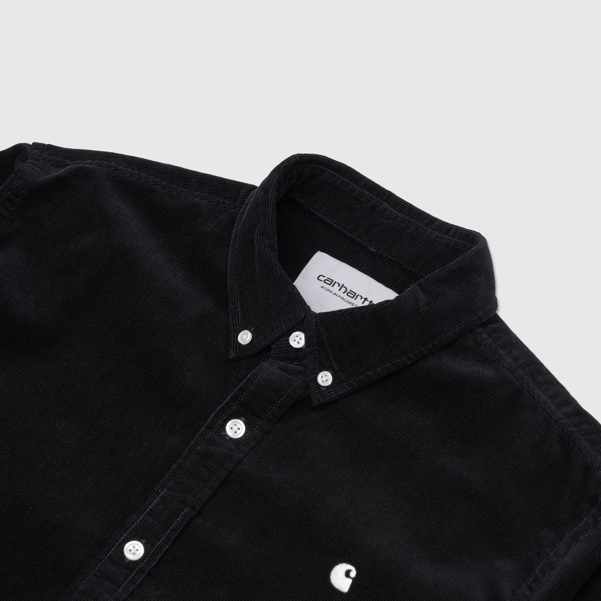 CARHARTT WIP MADISON CORD L/S SHIRT