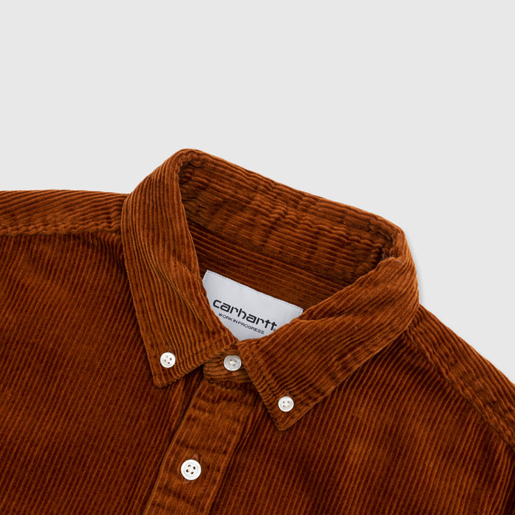 CARHARTT WIP MADISON CORD SHIRT