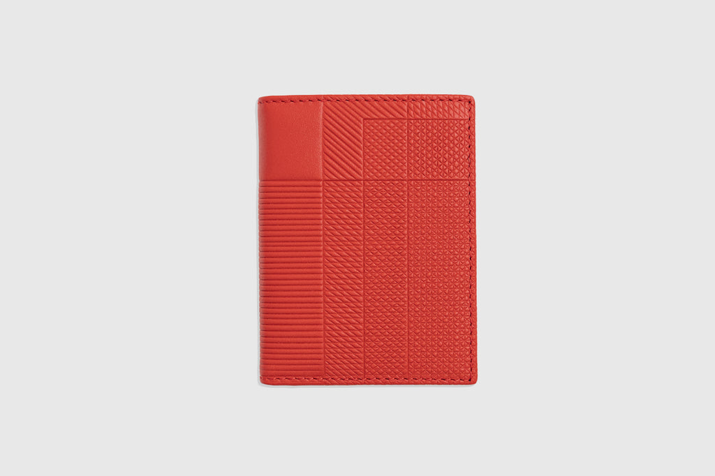 CDG WALLET INTERSECTION LINES BI-FOLD WALLET