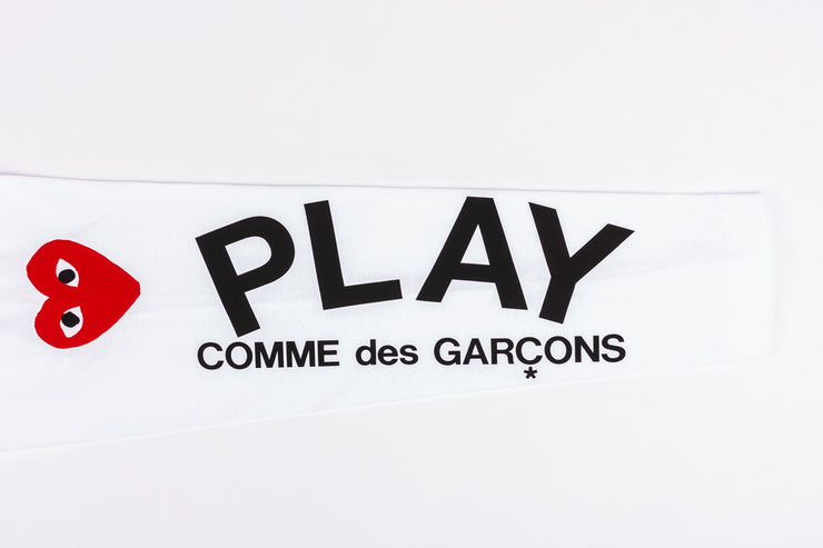 CDG PLAY 4 HEART L/S T-SHIRT