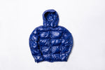 CHAMPION HOODED PUFFER JACKET