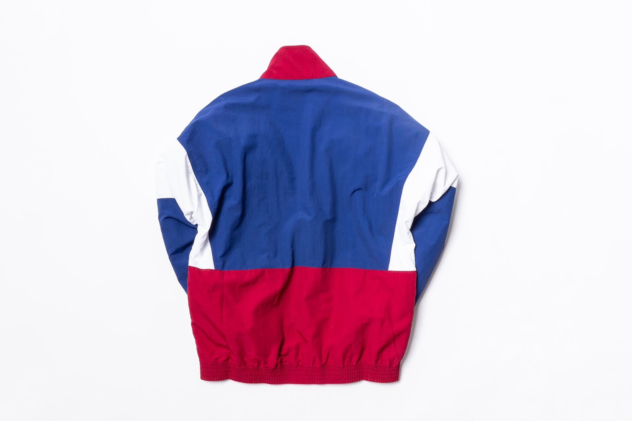 CHAMPION REVERSE WEAVE COLOR BLOCK TRACK JACKET