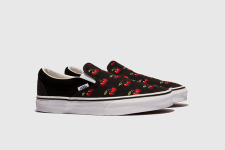 "VANS CLASSIC SLIP-ON ""CHERRIES"""