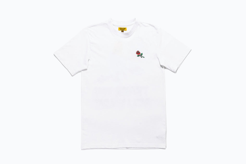 CHINATOWN MARKET THANK YOU ROSE S/S T-SHIRT