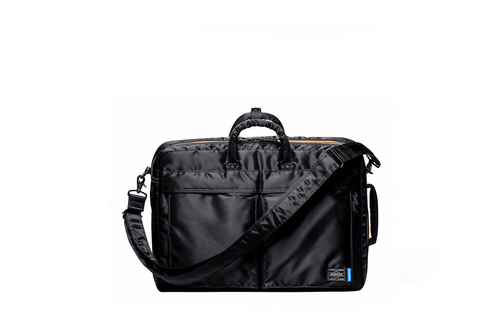 ADIDAS ORIGINALS BY PORTER 3WAY BRIEF CASE - BLACK