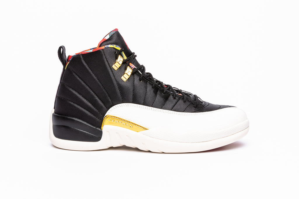 "AIR JORDAN 12 RETRO ""CNY"""