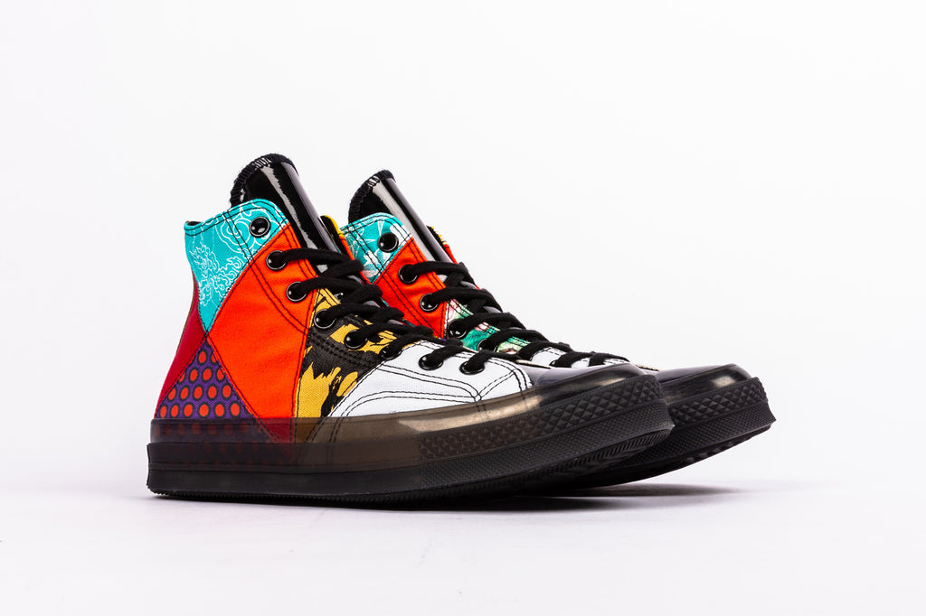 "CONVERSE CHUCK 70'S PATCHWORK HI ""CHINESE NEW YEAR"""