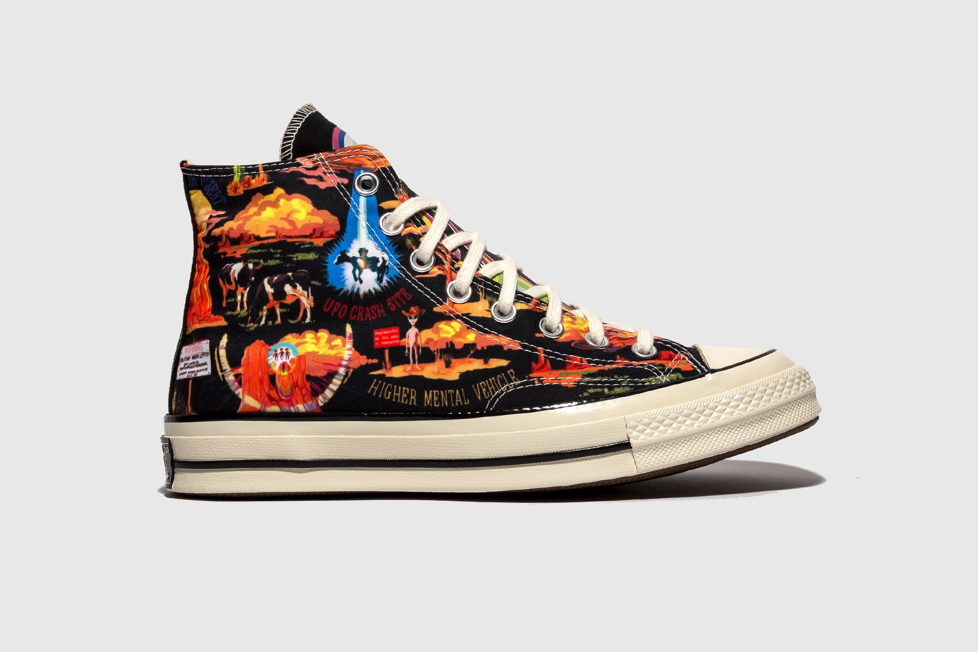 "CONVERSE CHUCK 70 HI ""TWISTED RESORT"""