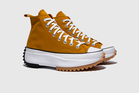 "CONVERSE RUN STAR HIKE HI ""SAFFRON"""