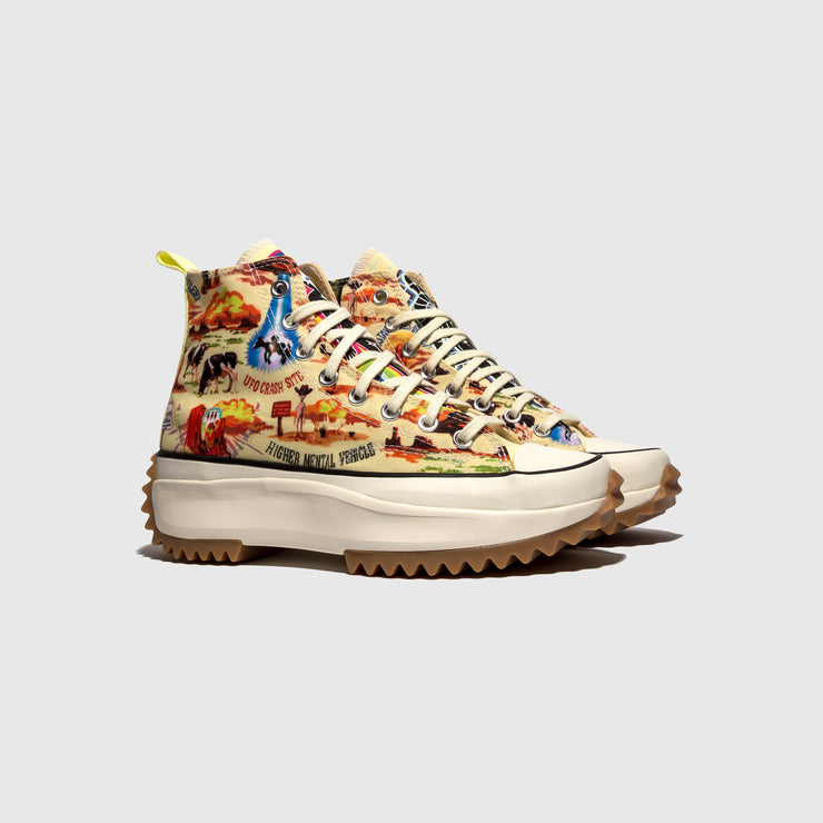 "CONVERSE RUN STAR HIKE HI ""TWISTED RESORT"""