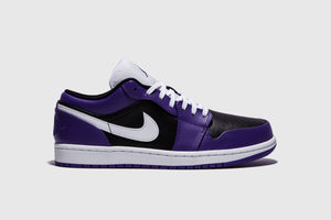"AIR JORDAN 1 LOW ""COURT PURPLE"""