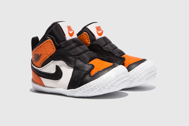 "AIR JORDAN 1 CRIB BOOTIE ""SHATTERED BACKBOARD"""