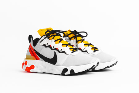 "NIKE REACT ELEMENT 55 ""BRIGHT CRIMSON"""