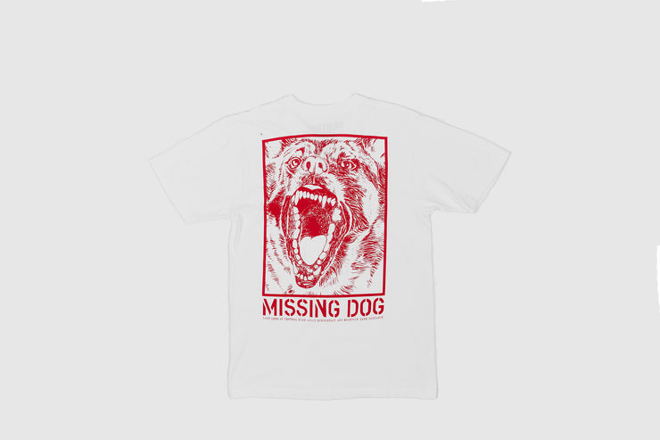 CENTRAL HIGH MISSING DOG S/S T-SHIRT