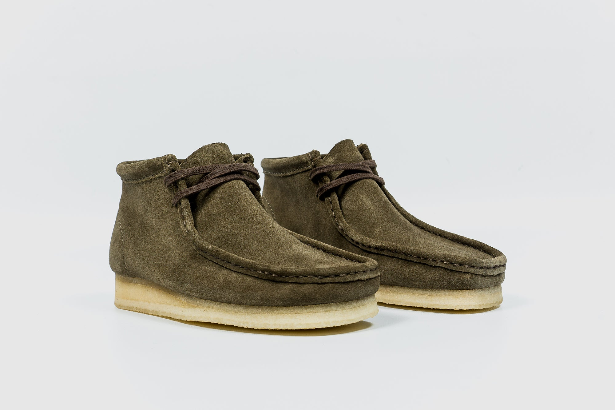 CLARKS WALLABEE BOOT – PACKER SHOES