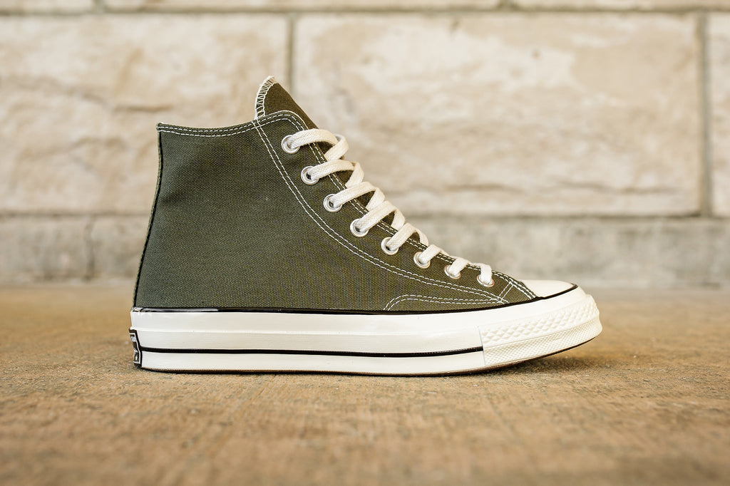 CONVERSE CTAS 70 HI - HERBAL/BLACK/EGRET