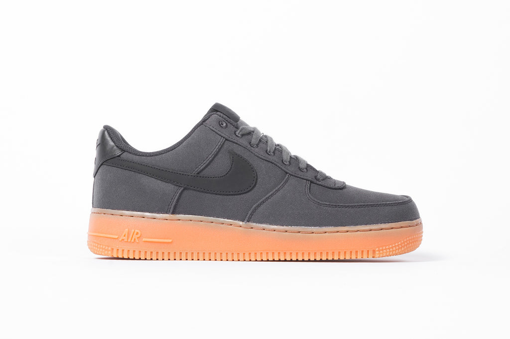 "NIKE AIR FORCE 1 '07 LV8 STYLE ""BLACK CANVAS"""