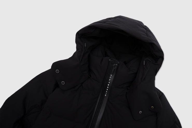 "DESCENTE ALLTERRAIN MIZUSAWA DOWN JACKET ""ANCHOR"""